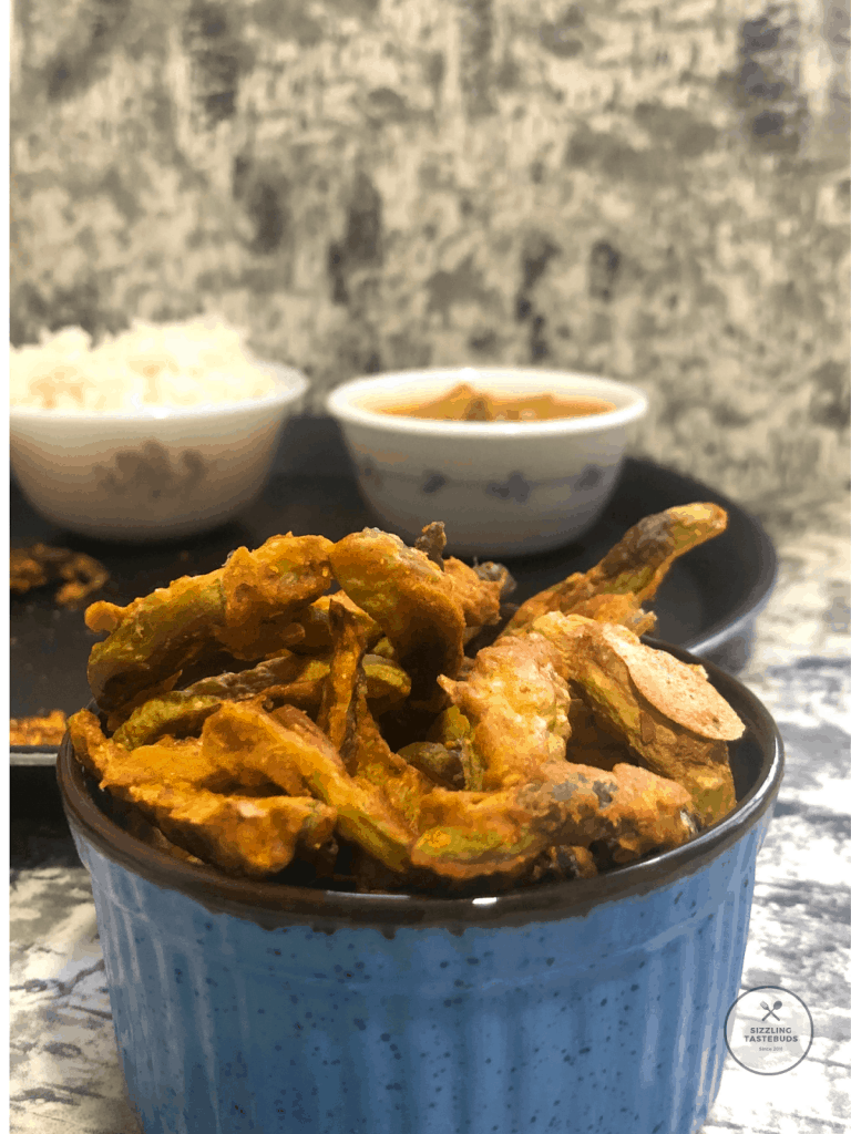 Ivy Gourd Chips